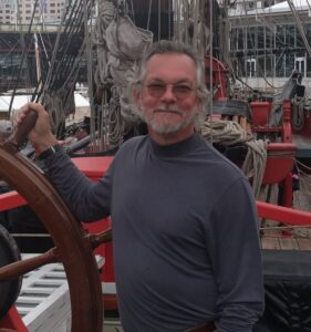 sam moore sailing