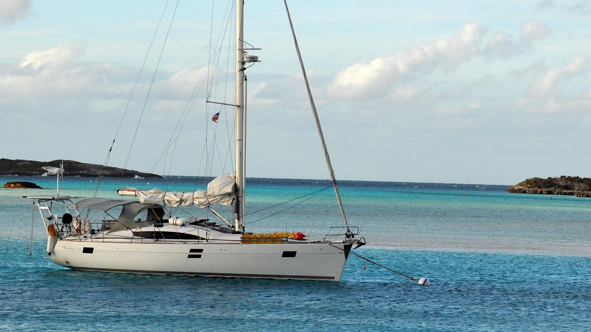 coastal sailing adventures - elan impression 444